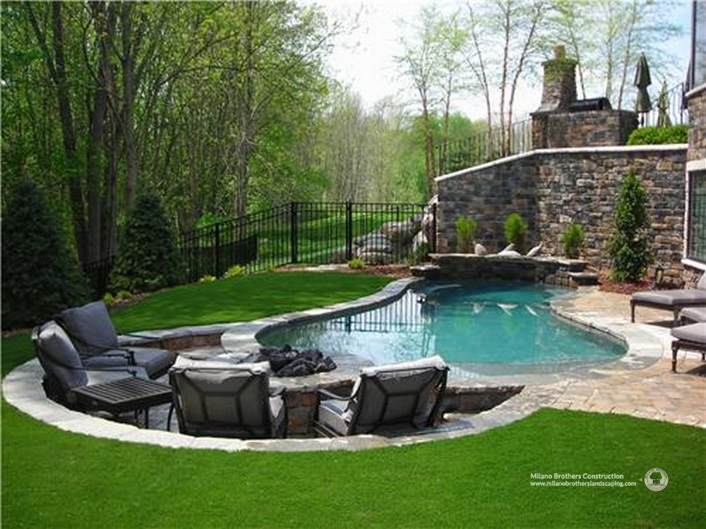 Landscape Design Services Construction Companies